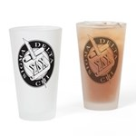 Sigma Delta Chi Drinking Glass