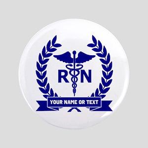 RN (Registered Nurse) Button
