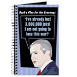 Bush Economics Journal-Style Notebook