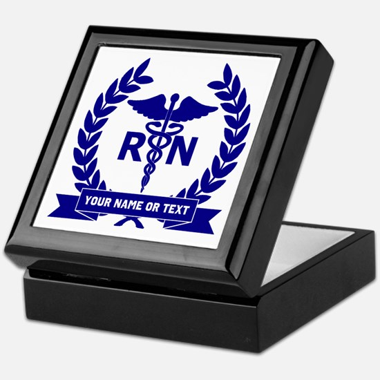 RN (Registered Nurse) Keepsake Box