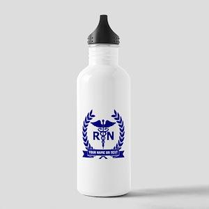 RN (Registered Nurse) Water Bottle