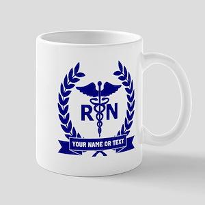 RN (Registered Nurse) Mugs