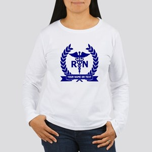 RN (Registered Nurse) Long Sleeve T-Shirt
