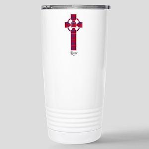 Cross - Rose Stainless Steel Travel Mug