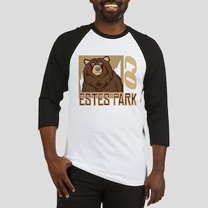 Estes Park Grumpy Grizzly Baseball Jersey