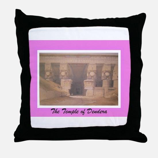 Cute Karnak Throw Pillow