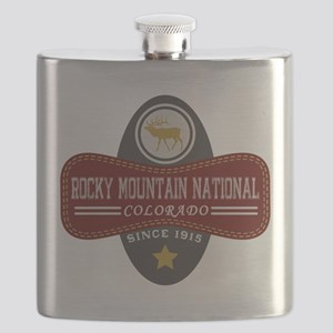 Rocky Mountain Natural Marquis Flask
