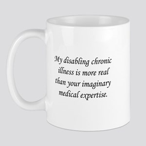 Your Imaginary medical expert Mug