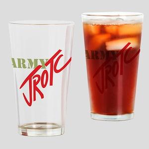 Army JROTC Drinking Glass