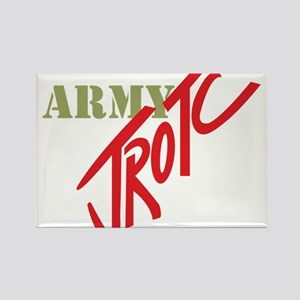 Army JROTC Rectangle Magnet