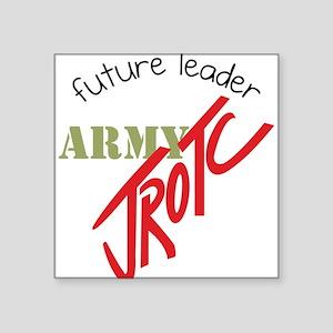 """Future Leader Square Sticker 3"""" x 3"""""""