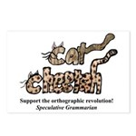 Ortho Revolution Cats Postcards (Package of 8)