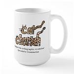 Ortho Revolution Cats Large Mug