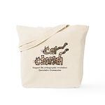 Ortho Revolution Cats Tote Bag
