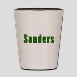 Sanders Grass Shot Glass