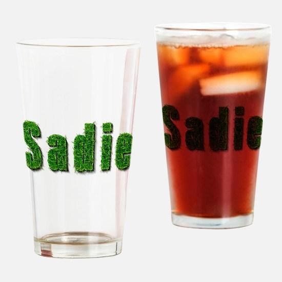 Sadie Grass Drinking Glass