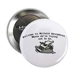 Writers Anonymous Button (10 pack)