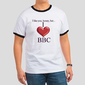 I Love BBC Ringer T