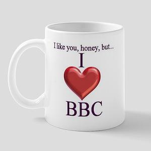 I Love BBC Mug