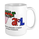 Ortho Revolution Tongue Twister Large Mug