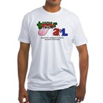 Ortho Revolution Tongue Twister Fitted T-Shirt
