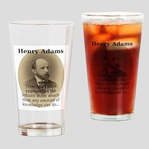 True Ignorance Approaches - Henry Adams Drinking G