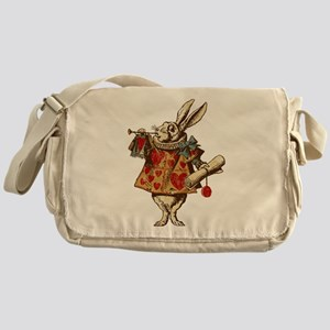 Alice White Rabbit Vintage Messenger Bag