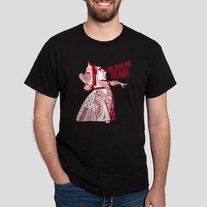 Red Queen Off With Her Head Dark T-Shirt