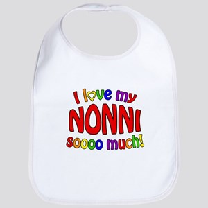 I love my NONNI soooo much! Bib