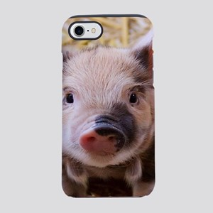 sweet little piglet 2 iPhone 7 Tough Case
