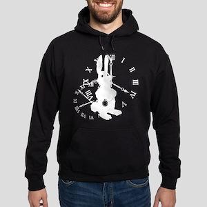 Rabbit Late Hoodie (dark)