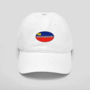 Liechtenstein Flag Cap
