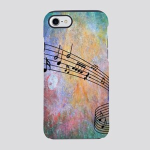 Abstract Music iPhone 7 Tough Case
