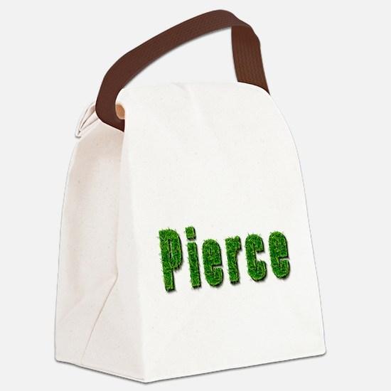 Pierce Grass Canvas Lunch Bag