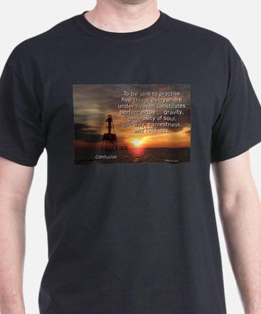 To Be Able To Practise - Confucius T-Shirt