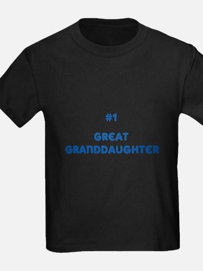#1 Great Granddaughter T