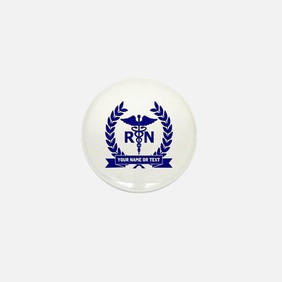 RN (Registered Nurse) Mini Button