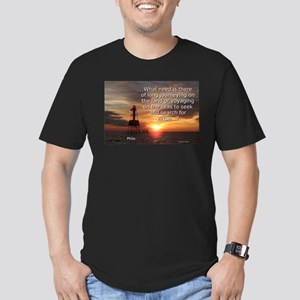 What Need Is There - Philo T-Shirt