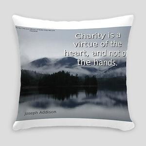Charity Is A Virtue - Joseph Addison Everyday Pill