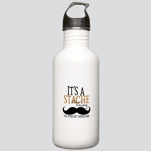 It's A Stache Thing Stainless Water Bottle 1.0L