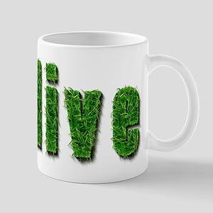 Olive Grass Mug