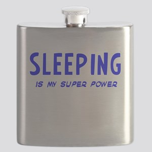 Super Power: Sleeping Flask