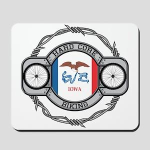 Iowa Biking Mousepad