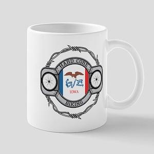 Iowa Biking Mug