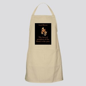 The Best Of The Prophets - Lord Byron Light Apron