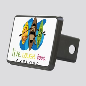 Explore Rectangular Hitch Cover
