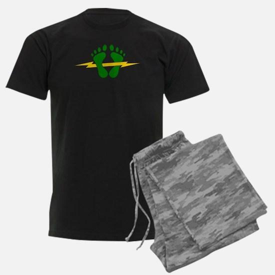 Green Feet - PJ Pajamas