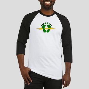 Green Feet - PJ Baseball Jersey
