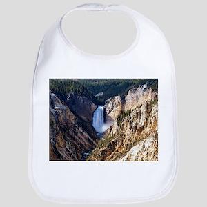 Yellowstone National Park Baby Bib