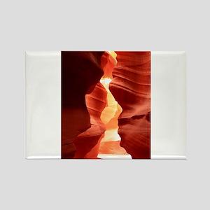 antelope Canyon Rectangle Magnet